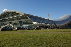 Крупнейший в Европе горнолыжный всесезонный комплекс «СнежКом», г. Красногорск, «Сего-голубой тон»  фото 3