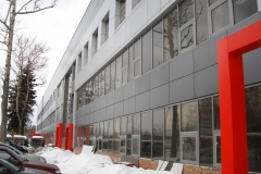 Офисное здание, Дмитровское шоссе, «Титановый тон-35»  фото 1