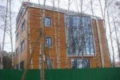 Офисный центр, Жуковка, Рублевское шоссе, «Серо-голубой тон»  фото 1