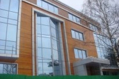 Офисный центр, Жуковка, Рублевское шоссе, «Серо-голубой тон»  фото 2