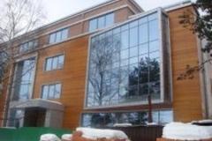 Офисный центр, Жуковка, Рублевское шоссе, «Серо-голубой тон»  фото 3