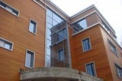 Офисный центр, Жуковка, Рублевское шоссе, «Серо-голубой тон»  фото 4