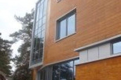 Офисный центр, Жуковка, Рублевское шоссе, «Серо-голубой тон»  фото 6