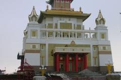 Религиозный центр, г. Элиста, «Золотистый тон-люкс», «Золотое зеркало»  фото 1