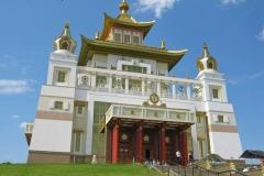 Религиозный центр, г. Элиста, «Золотистый тон-люкс», «Золотое зеркало»  фото 2
