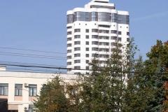 Жилой комплекс, Севастопольский пр-т, «Серебристый тон», «Титановое зеркало»  фото 1