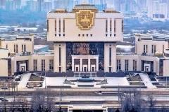 Фундаментальная библиотека МГУ, «Золотистый тон-люкс», «Золотистый зеркало»  фото 0