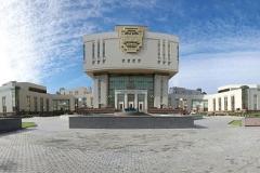 Фундаментальная библиотека МГУ, «Золотистый тон-люкс», «Золотистый зеркало»  фото 7