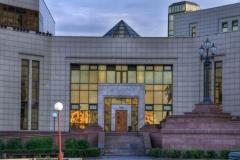 Фундаментальная библиотека МГУ, «Золотистый тон-люкс», «Золотистый зеркало»  фото 12