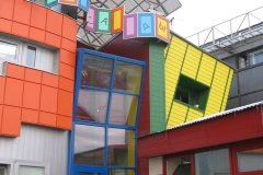 Выставочный павильон Фасады  фото 1