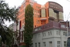 Гостиница, г. Ростов-на-Дону, «Золотистый тон-люкс»