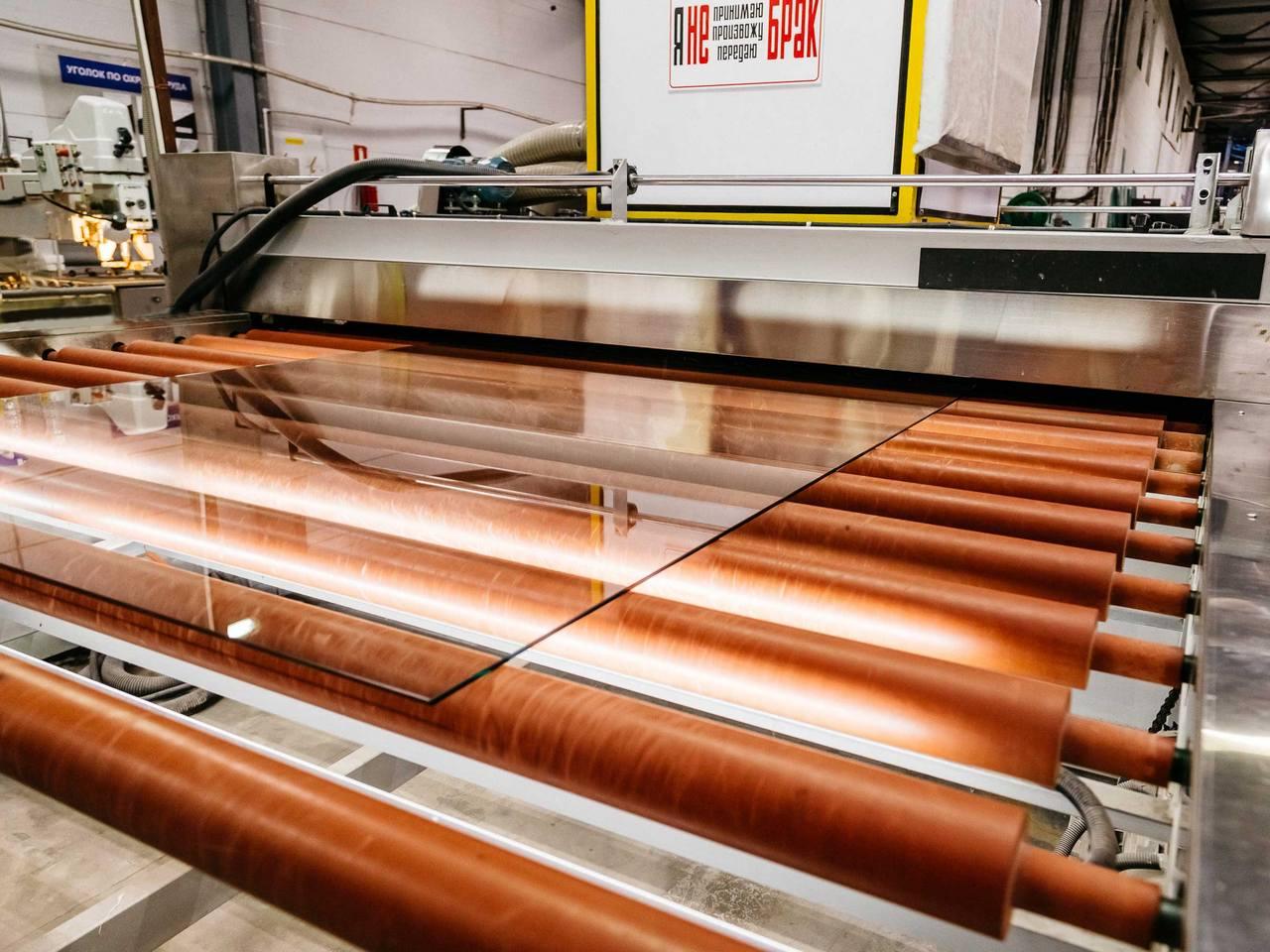 термическая обработка стекла