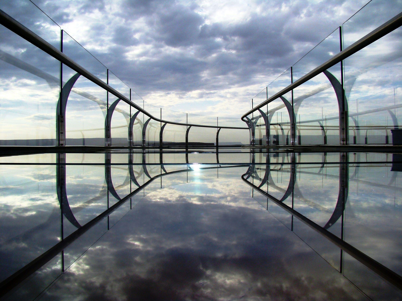 Мост из триплекса